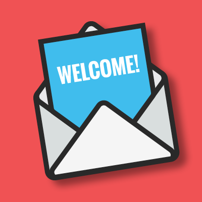 welcome email for new association members