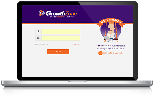 GrowthZone Association Management Software Training Schedule