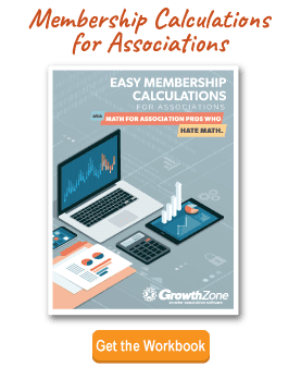 image of membership calculations workbook