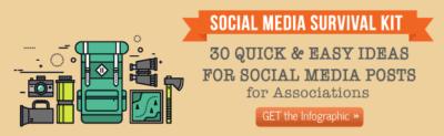 Social media survival guide for associations
