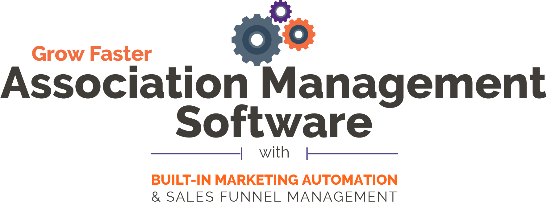 Grow Faster Association Management Software