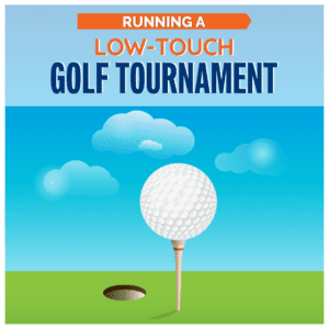 Planning a COVID golf tournament