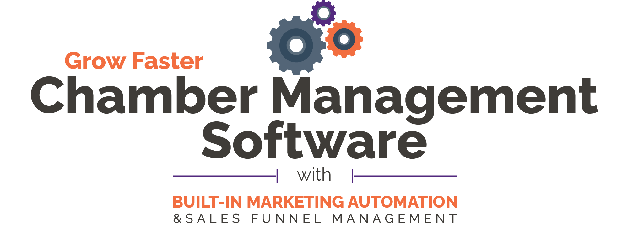 Grow Faster Association Management Software