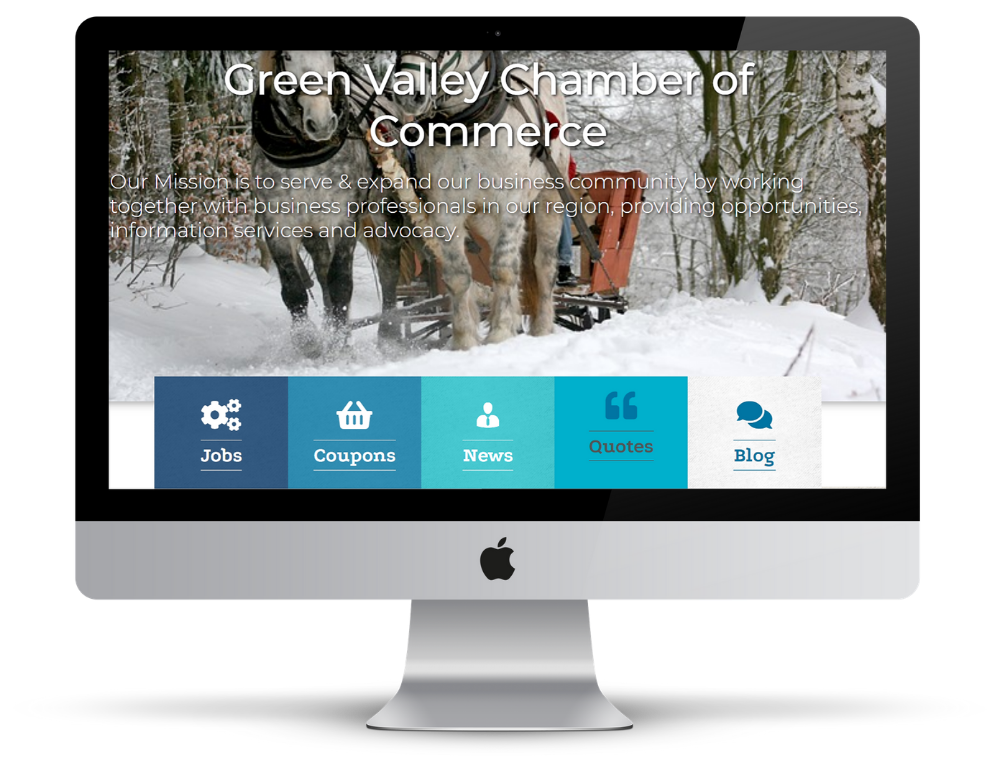Website Content Module Example
